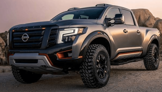 88 All New Nissan Titan 2020 Release