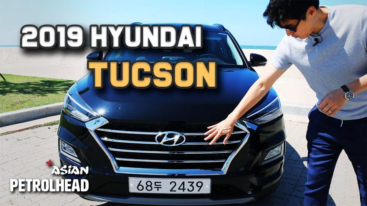 88 The 2019 Hyundai Tucson 0 60 Redesign And Concept