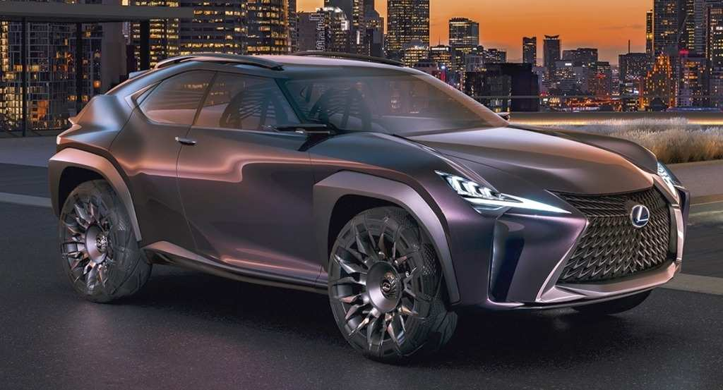 88 The Best Lexus Ux 2020 Release Date Review