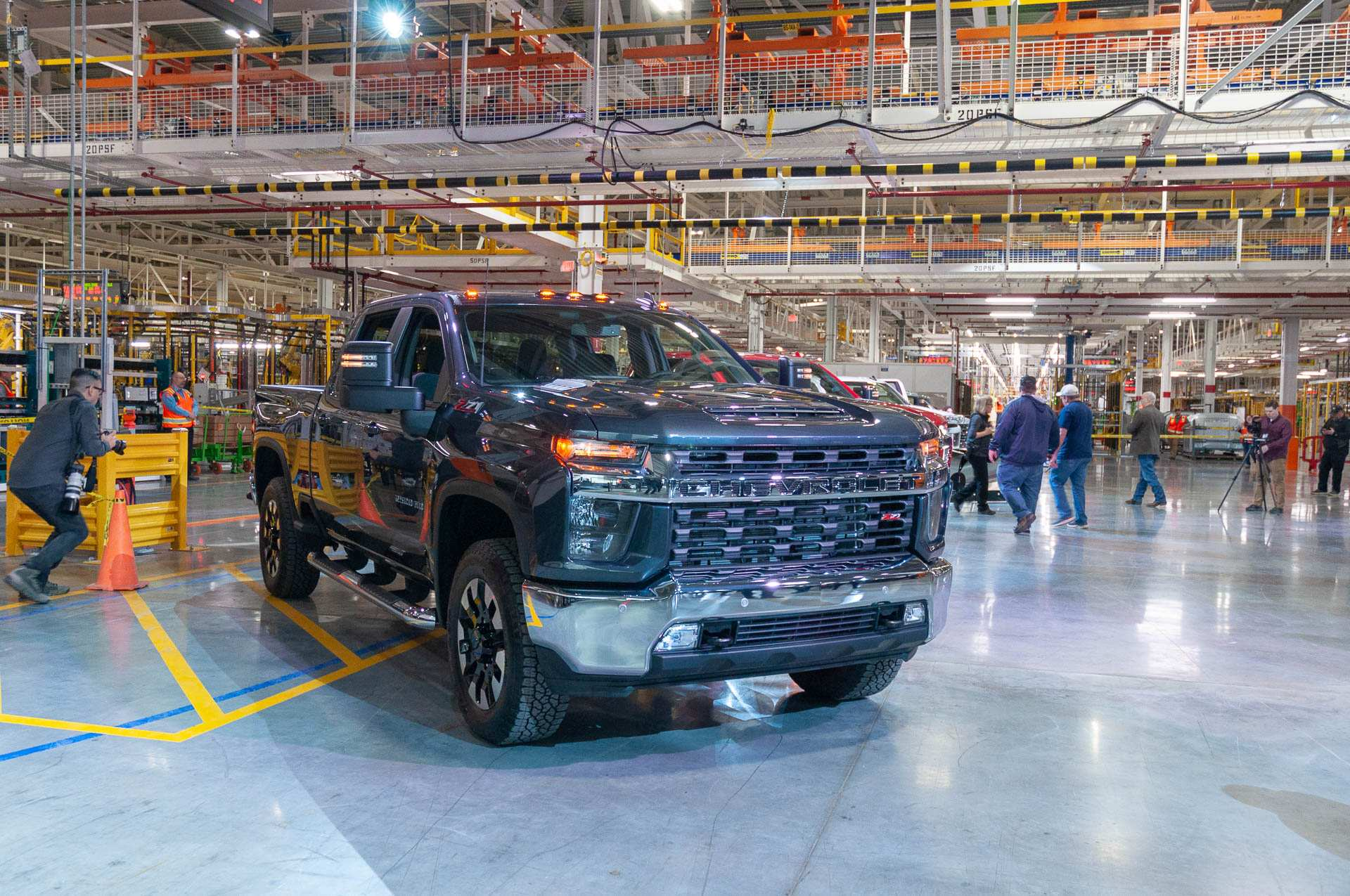 89 A 2020 Chevrolet Grill Specs And Review