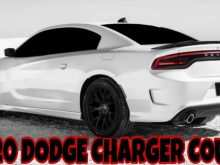89 A Dodge Challenger New Model 2020 Exterior