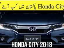 89 New Honda City 2020 Launch Date In Pakistan Price Design and Review