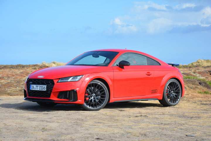 90 All New 2019 Audi Tts Price And Release Date