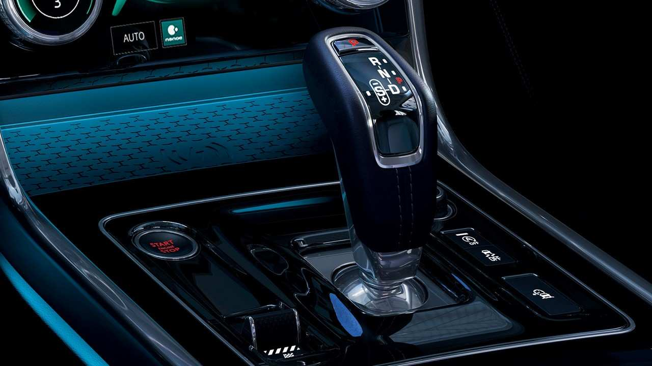 90 The Jaguar Xe 2020 India New Review