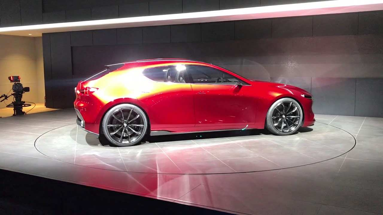 90 The Mazda Sport 2020 Rumors