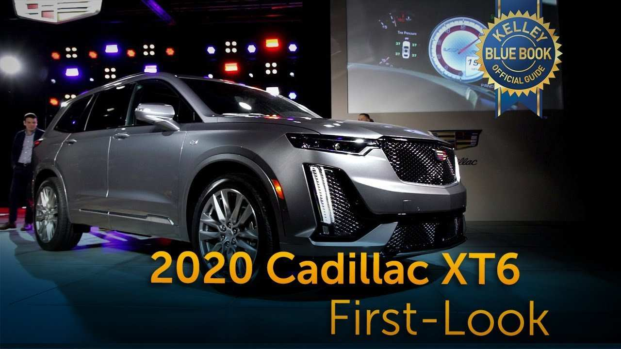 91 Best Cadillac Midsize Suv 2020 Spesification