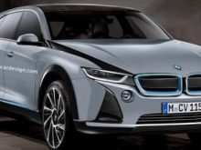 BMW Electric Suv 2020