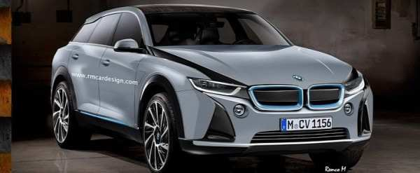 91 The Best BMW Electric Suv 2020 New Model and Performance