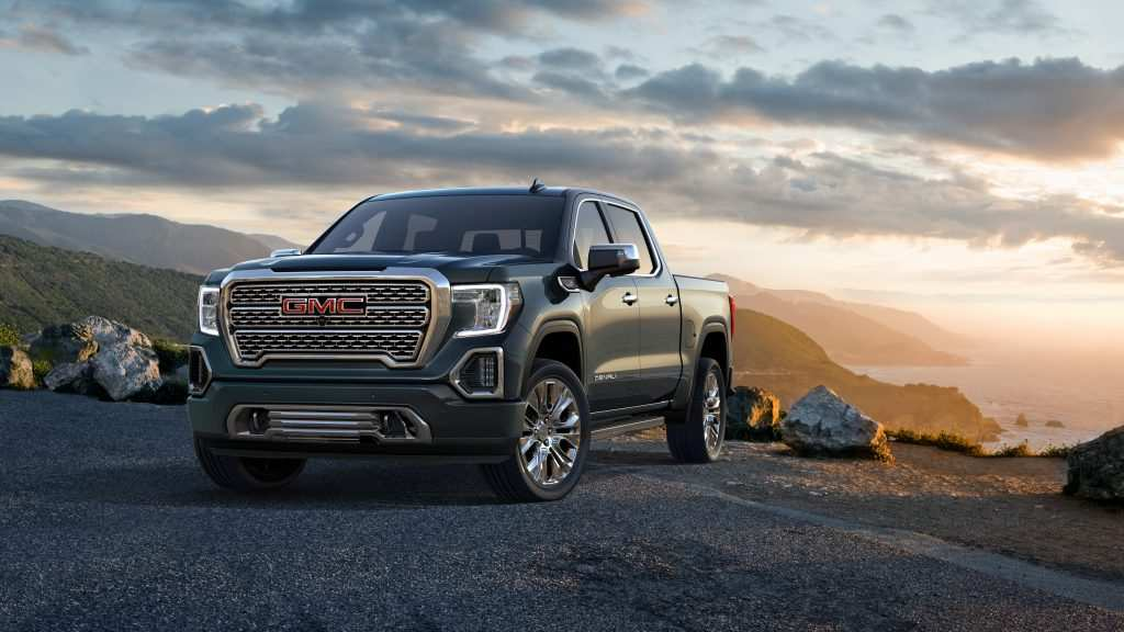 92 A Gmc Sierra 2020 New Model And Performance