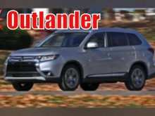 92 Best 2020 Mitsubishi Outlander Gt Exterior and Interior
