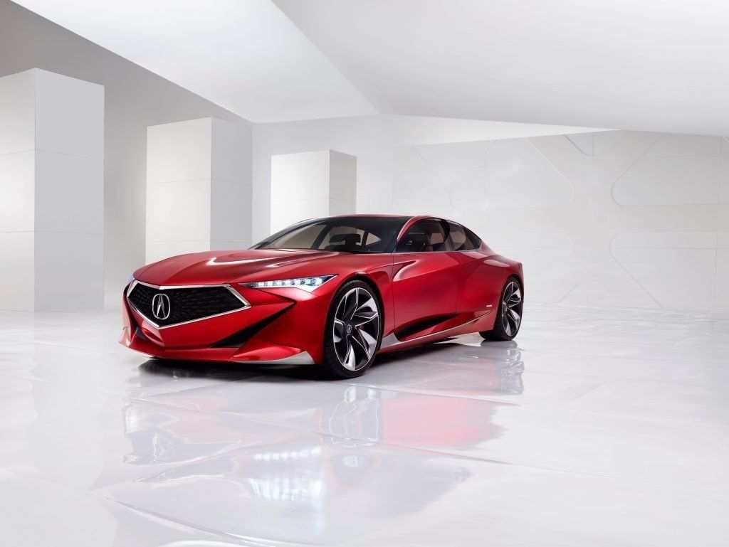 92 Best Acura Coupe 2020 Concept