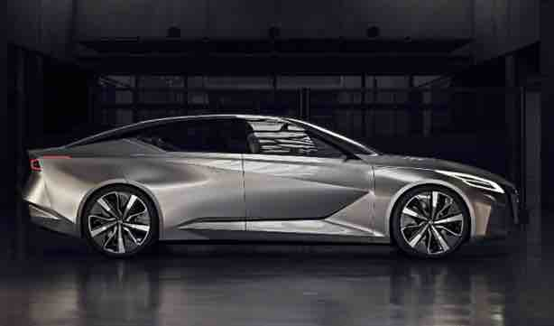 92 The Best 2020 Nissan Maxima Release Date Release