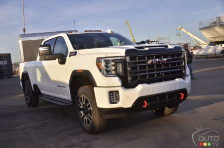 92 The Gmc Sierra 2020 Pictures