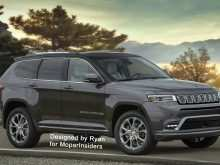 93 New Jeep New Grand Cherokee 2020 New Concept