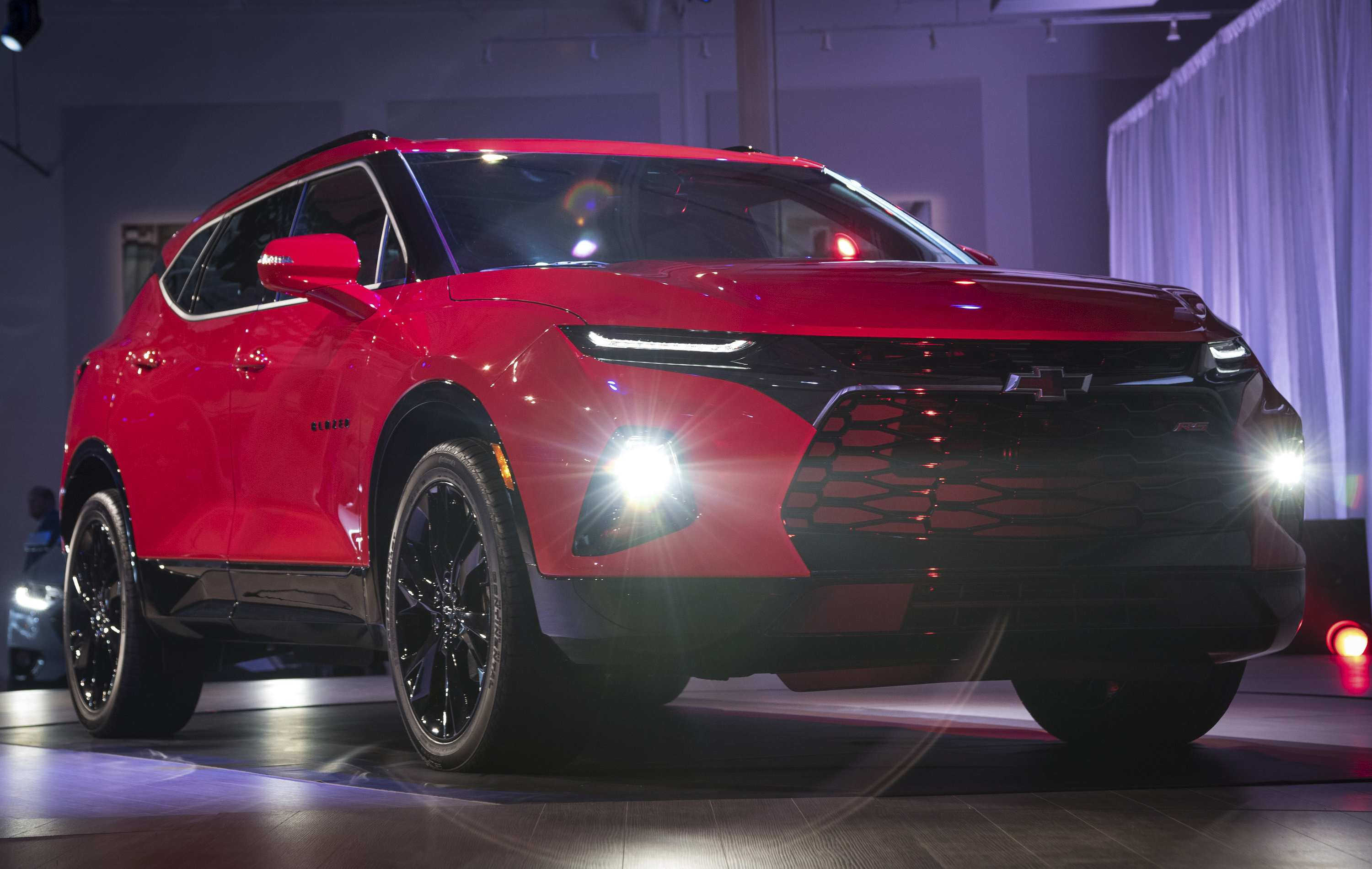 94 All New Chevrolet Blazer Xl 2020 Redesign And Review