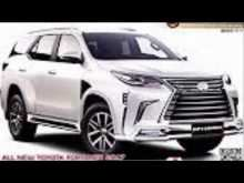 94 All New Toyota Fortuner 2020 Model Reviews