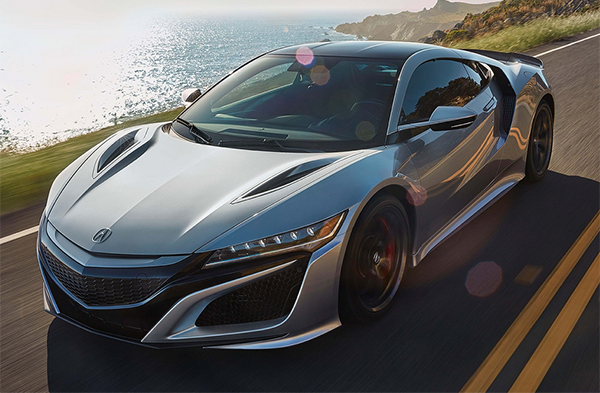 94 New 2020 Acura Nsx Type R Style