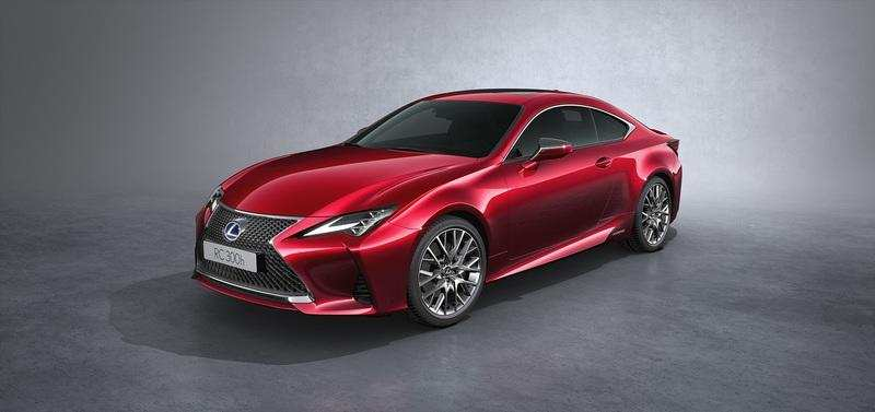 94 New Lexus Rc 2020 First Drive
