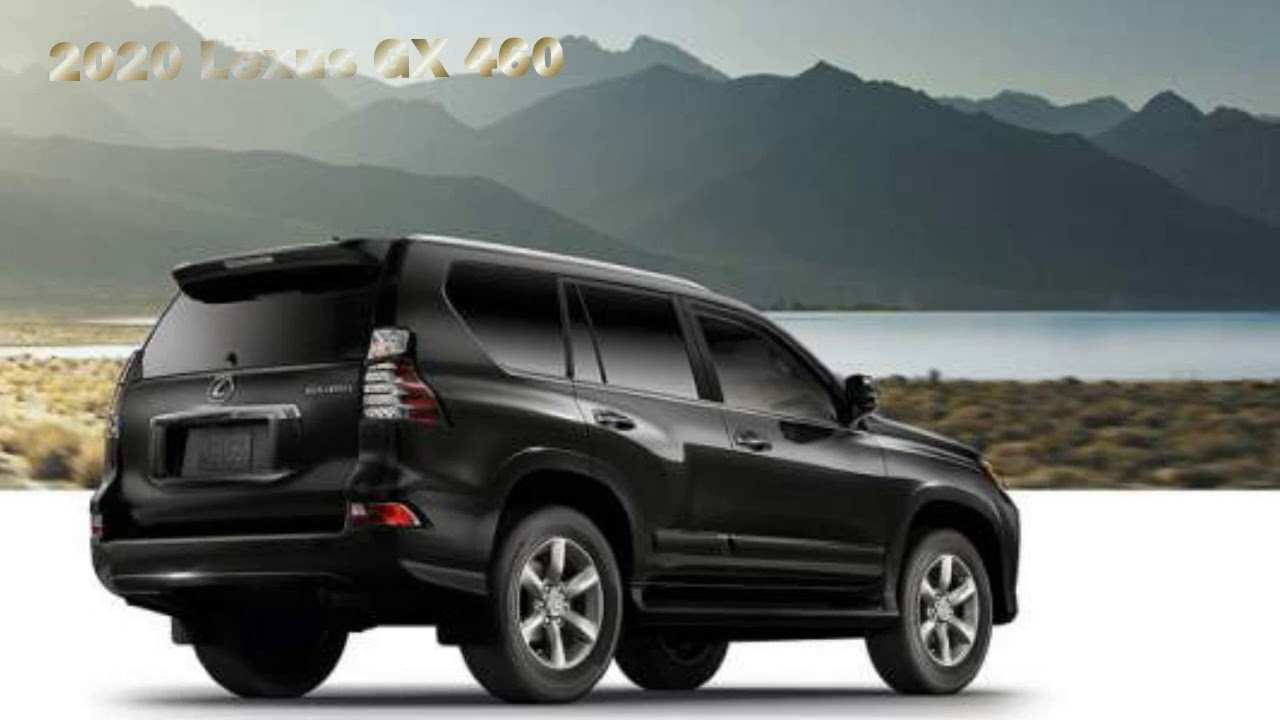 94 New Pictures Of 2020 Lexus Gx 460 Ratings