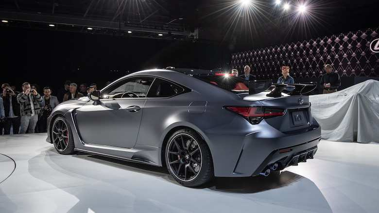 94 The 2020 Lexus Rcf Price Review