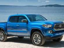 94 The Toyota Tacoma 2020 Redesign New Model and Performance