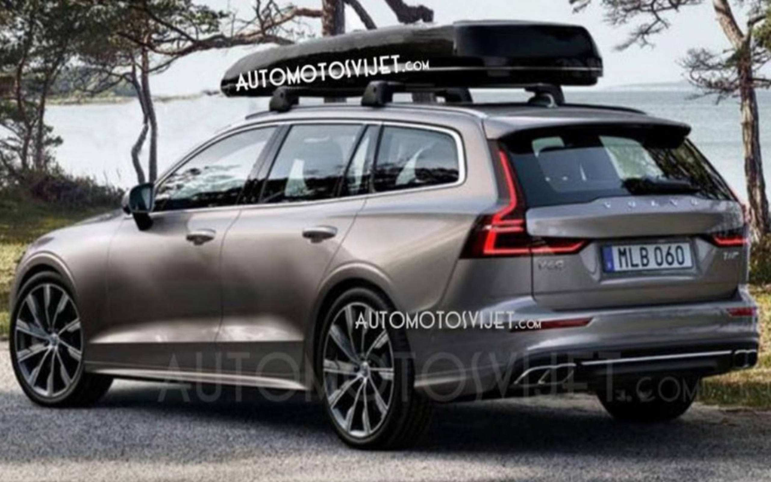 94 The Volvo Wagon 2020 Price Design And Review