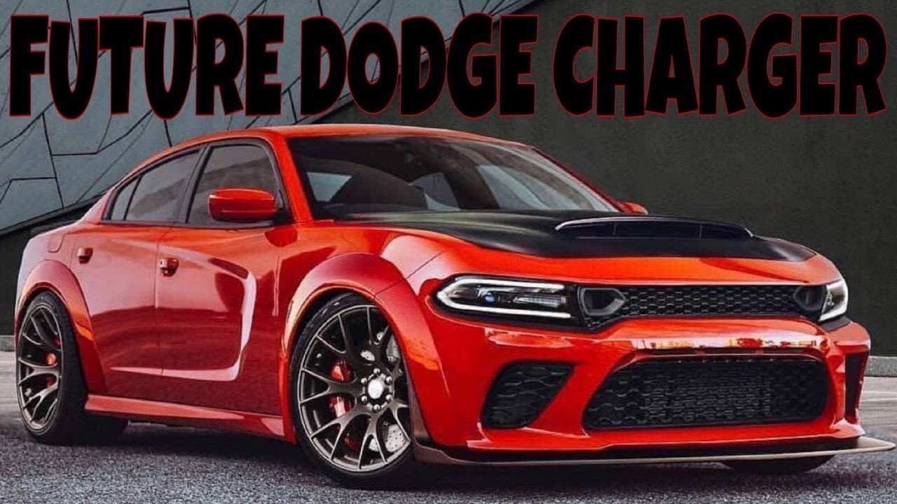 95 All New 2020 Dodge Challenger Wide Body Engine