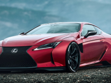 95 New Lexus Lc 2020 Picture