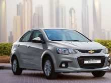 95 The 2019 Chevrolet Aveo First Drive