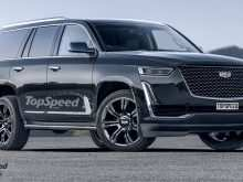 95 The Cadillac Escalade New Body Style 2020 Photos