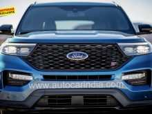 96 A Ford Suv 2020 Price and Review
