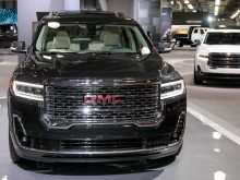 96 All New 2020 Gmc Acadia Release Date Exterior