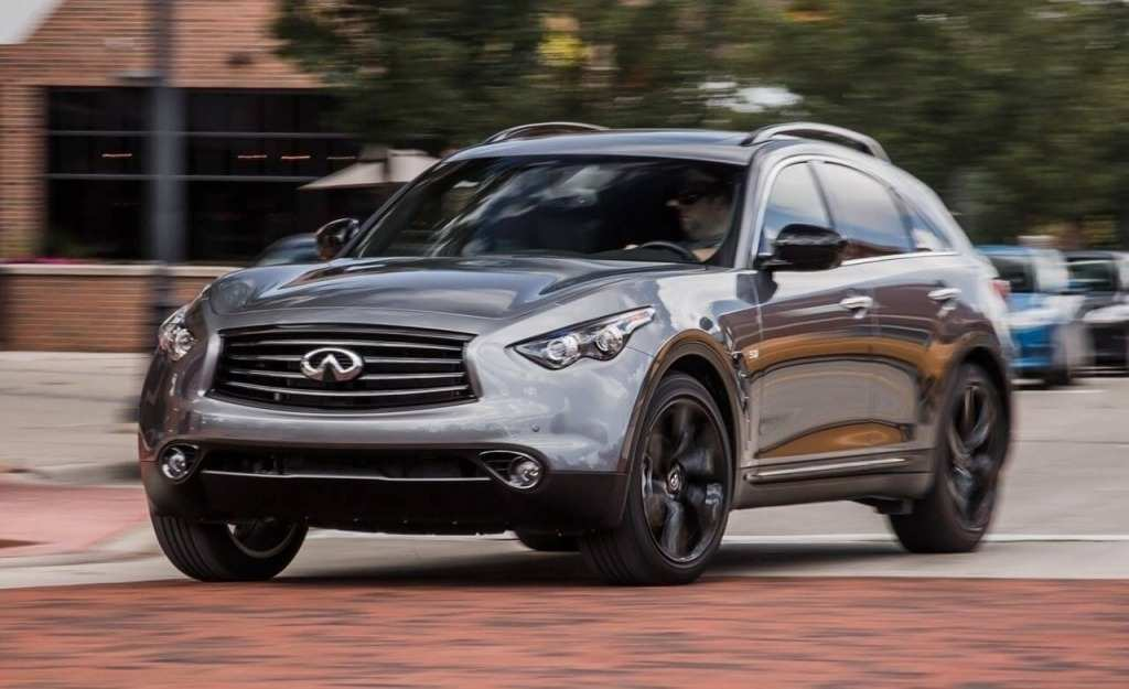 96 The Best Infiniti Qx70 2020 Price And Review