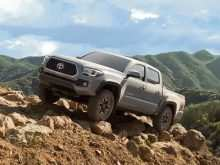 96 The Toyota Tacoma 2020 Redesign Spesification