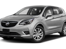 97 A 2020 Buick Envision Exterior