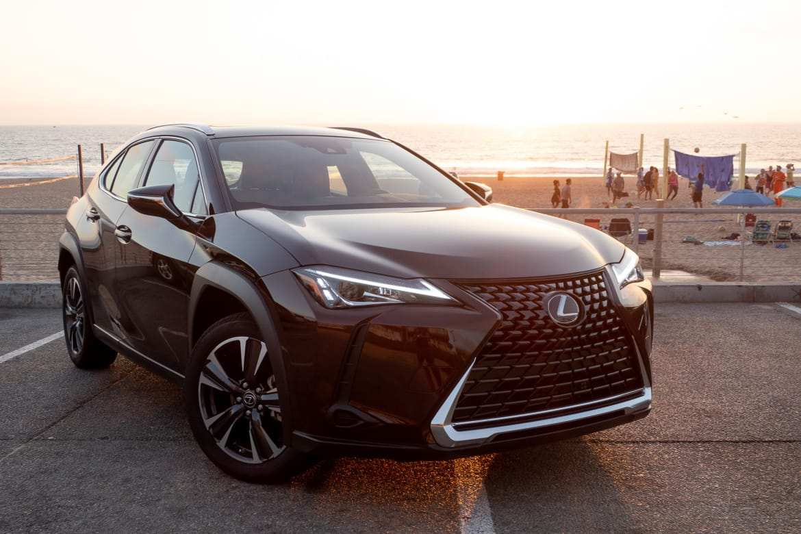 97 All New Lexus Ux 2020 Release Date Release Date And Concept