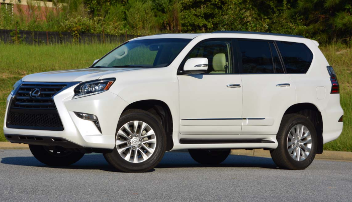 97 All New Pictures Of 2020 Lexus Gx 460 Picture