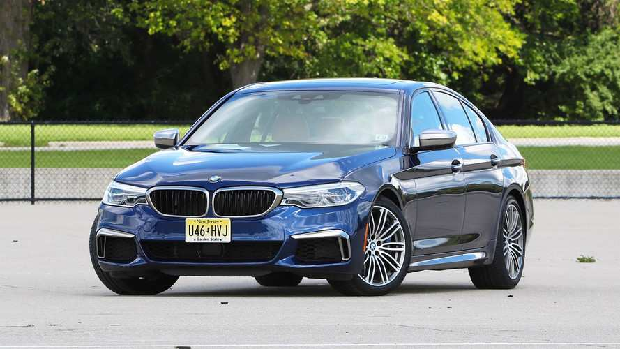 97 The Best When Is The 2020 BMW 5 Series Coming Out Exterior And Interior
