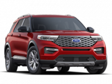 Ford Usa Explorer 2020