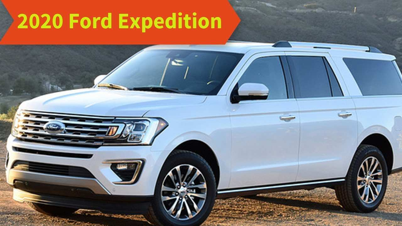 99 All New 2020 Ford Expedition Xlt Performance And New Engine