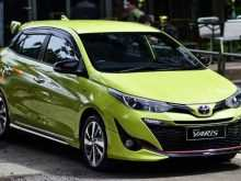 99 All New Toyota Yaris Hatch 2020 Wallpaper