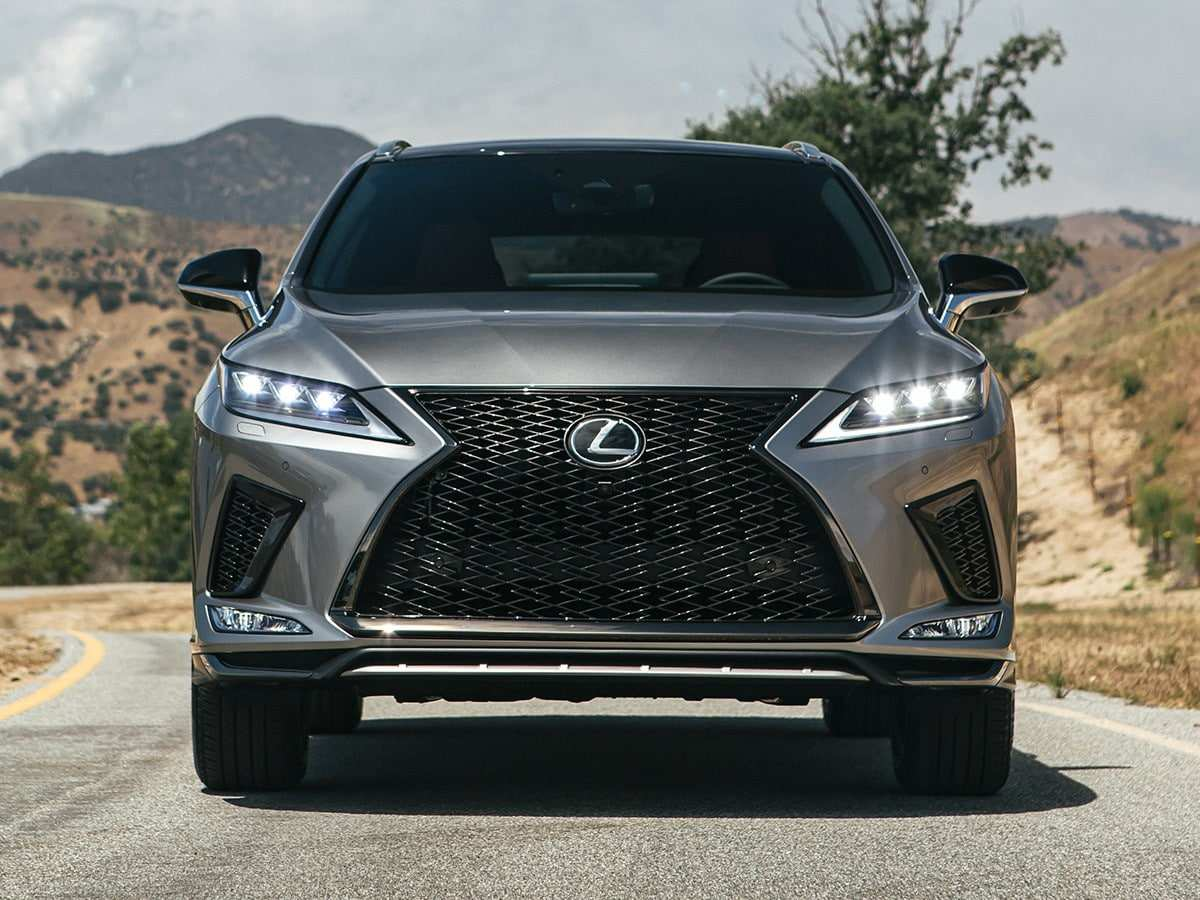 99 All New When Will The 2020 Lexus Be Available Spesification