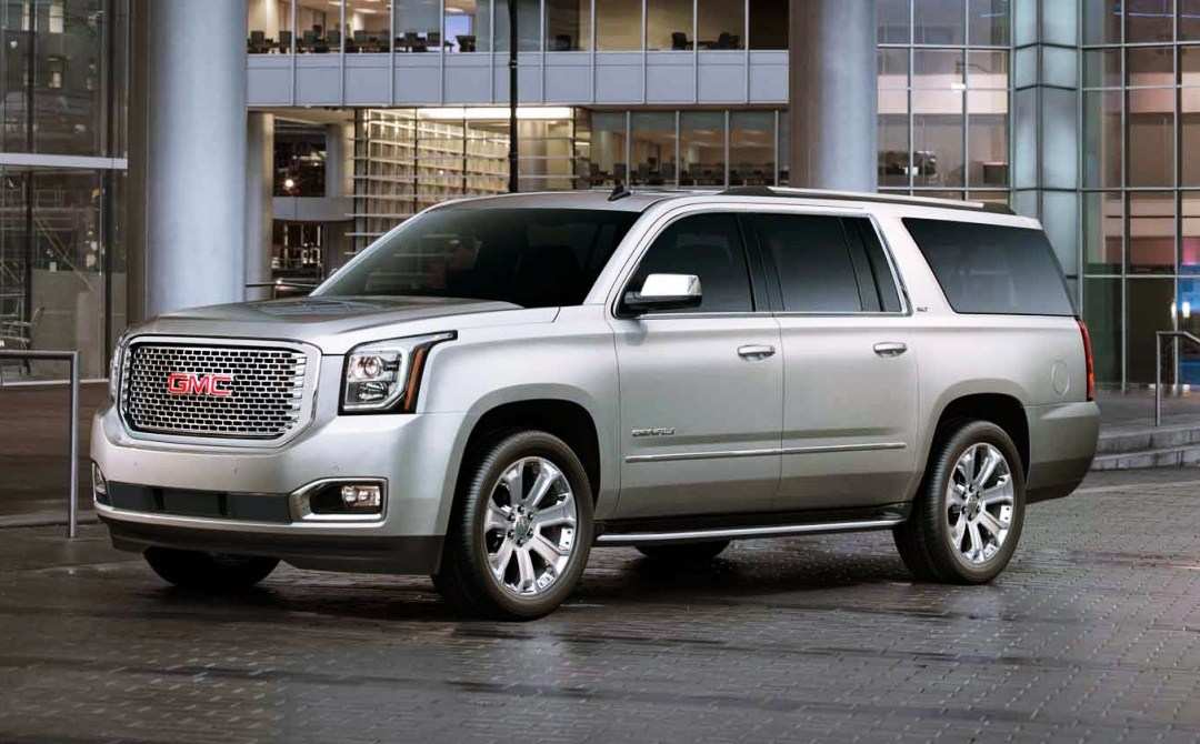 99 Best Gmc Denali Yukon 2020 New Concept