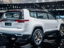 99 The 2019 Vs 2020 Jeep Grand Cherokee Redesign and Concept