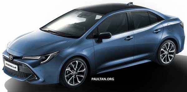 99 The Best Toyota Auris 2020 Performance and New Engine