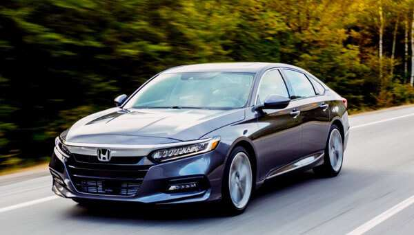 99 The Honda Accord 2020 Changes Redesign