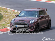 12 A 2020 Spy Shots Mini Countryman Review and Release date