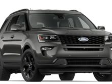12 New 2019 Ford Explorer Sports Concept and Review