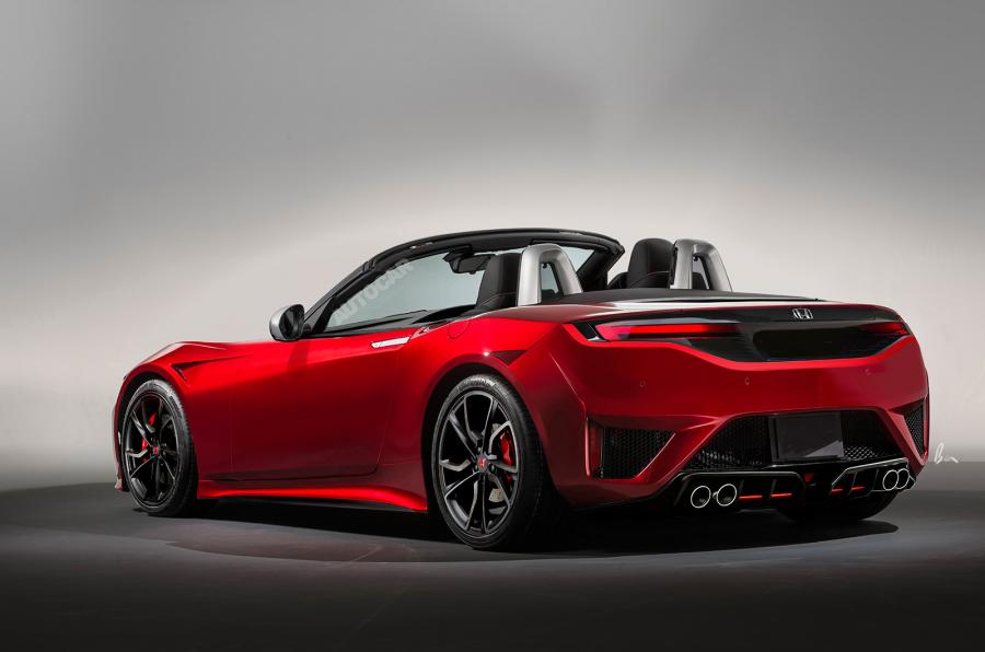 14 The Best 2020 The Honda S2000 Rumors