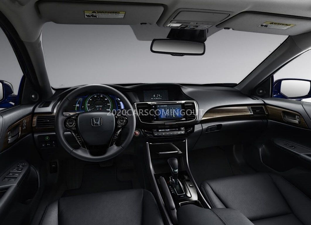 14 The Honda Accord 2020 Interior Review And Release Date